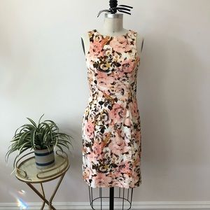💛Floral Shift Dress from Anthropologie💛